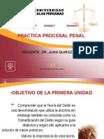 PRACTICA PROCESAL PENAL SEMANA1