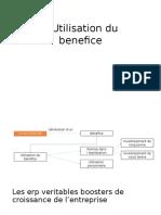 L'Utilisation Du Benefice