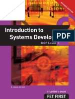 Systems Development Book