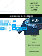 Inteligencia de Negocios - Ingenieria Del Conocimiento Unidad 5