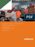 Catalogo Especificaciones Pala Hidraulica Ex1900 6 Hitachi