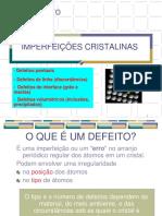 Aula3 Imperfeicoes Cristalinas 2016