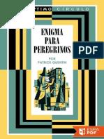 Enigma Para Peregrinos - Patrick Quentin