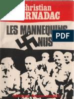 Christian Bernadac - mannequins nus, Les.epub
