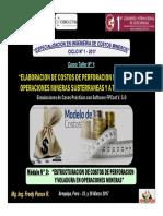 Módulo 3 - Estructuracion de Costos Perforacion y Voladura en Operaciones Mineras (10-Mar-17)