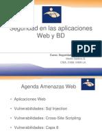 s12 - Seguridad de Aplicaciones y BD