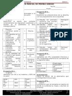 (Separata) an - Quimica - Sem 06 - 5to - Examen Quimica