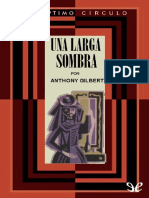 Una Larga Sombra - Anthony Gilbert