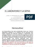 01.- El Laboratorio y La Sepsis