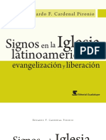 Eduardo Cardenal Pironio Signos en La Iglesia
