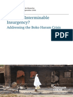 Excellent Research Paper on Boko Haram