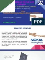 Nuevo -Nokia 9- y Sus Características