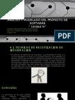 Ingeniería de Software Unidad 4 Análisis y Modelado del proyecto de software