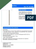 ficha poste PS-2013300 + estudio de fuerzas.pdf