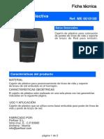 ficha técnica cajetín plástico linea de vida de embutir ME0010100.pdf