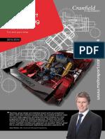 Motorsport Brochure