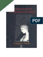 BOBBIO, Norberto. As Ideologias e o Poder Em Crise.pdf