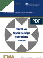 EMA Strom Response Manual