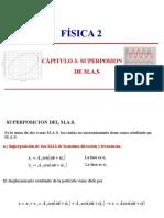 Capítulo 3 Superposición MAS