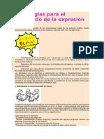 Estrategias Para El Desarrollo de La Expresión Oral