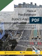 Libro Hacia El Plan Estrategico Buenos Aires 2030 - Oct 30 c