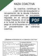 Jurisprudencia Procedimiento de Cobranza Coactiva