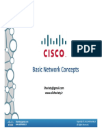 CCNA 01 Network Fundamentals