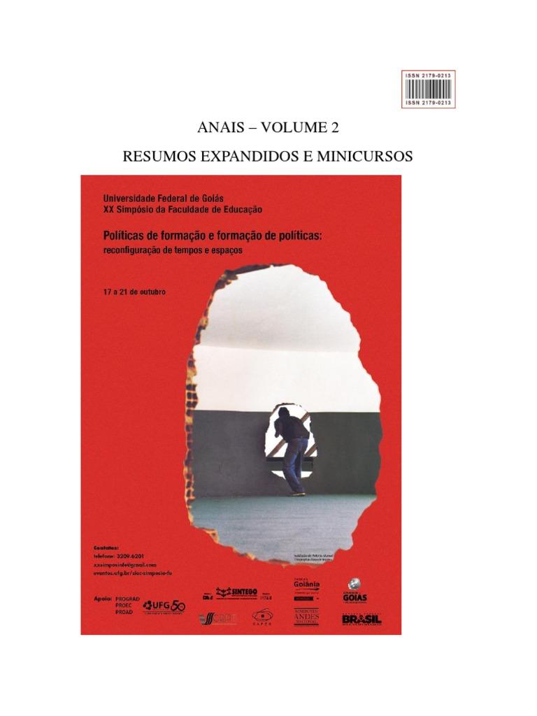 d0b7dba5aaa3e Anais Xx Simpósio Fe Ufg Volume 2