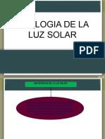 La Luz y Temperatura en El Ecosistema