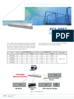 Flyer - PCS-9882 Ethernet Switch
