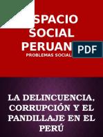 Espacio Social Peruano