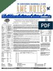 5.13.17 vs. MIS Game Notes