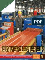 Commerce Exterieur Rpdc 1-2017