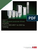 Abb - Acs550