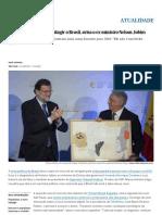 A onda populista pode atingir o Brasil, avisa o ex-ministro Nelson Jobim _ Atualidade _ EL PAÍS Brasil