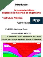 Química Aplicada - (PUC) - 2014