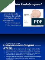 Intubacion Orotraqueal II