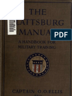 Plattsburg manual of military training