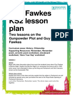 Final Guy Fawkes Lesson Plan New(1)