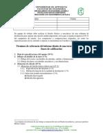 Trabajo - Destilacion Multicomponente - Terminos de Referencia