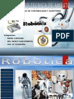 Robotica Actual