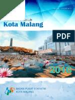Statistik Daerah Kota Malang Tahun 2016