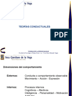 TEORIAS DE LA PERSONALIDAD - EXAMEN FINAL - TEORIAS CONDUCTUALES_2.ppt