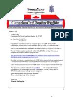 Rcmp Complaint January 4 2008