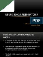 Insuficiencia Respiratoria presentacion