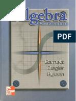 Algebra Barnett