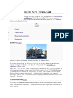 Proyecto Zeroproyecto Zero 0.007