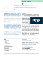 Clinically Diagnosed Postoperative Venous Thromboembolism in a Neurosurgery