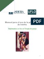 Manual Para El Uso de La Plataforma de Isdebadiplo