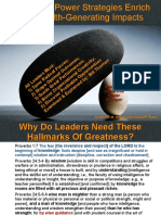 ForCXO Why Leadership Power Strategies Can Enrich Wealth by Bill Thomas